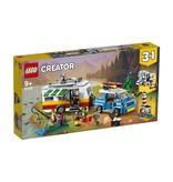 Lego LEGO CREATOR Familievakantie met caravan