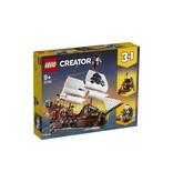 LEGO CREATOR Piratenschip