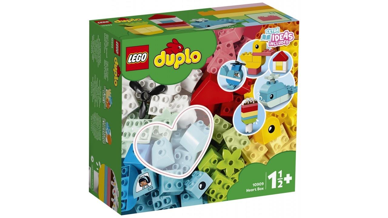 Lego DUPLO Hartvormige doos