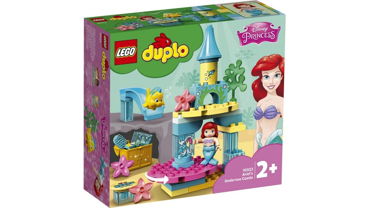Lego DUPLO Ariels Onderzeese kasteel