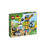 Lego DUPLO Sloopkogel Afbraakwerken