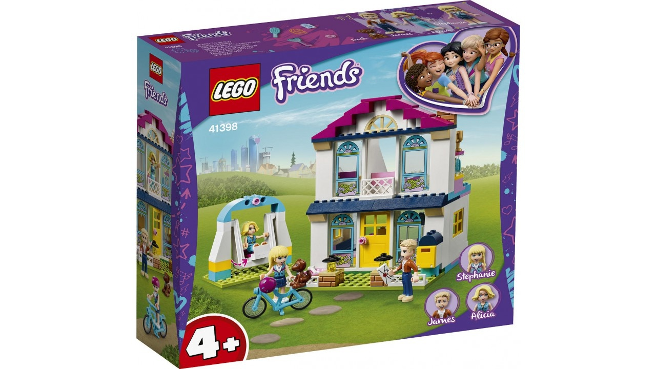 Lego LEGO Friends Stephanie AND apos;s Huis
