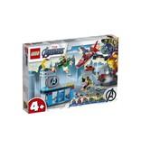 Lego LEGO Super Heroes Avengers Wraak van Loki