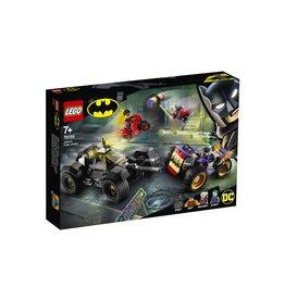 Lego LEGO Super Heroes Joker's trike achtervolging