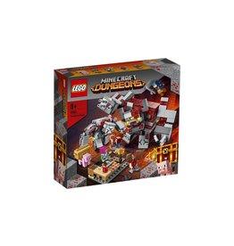 Lego LEGO Minecraft Slag om Redstone