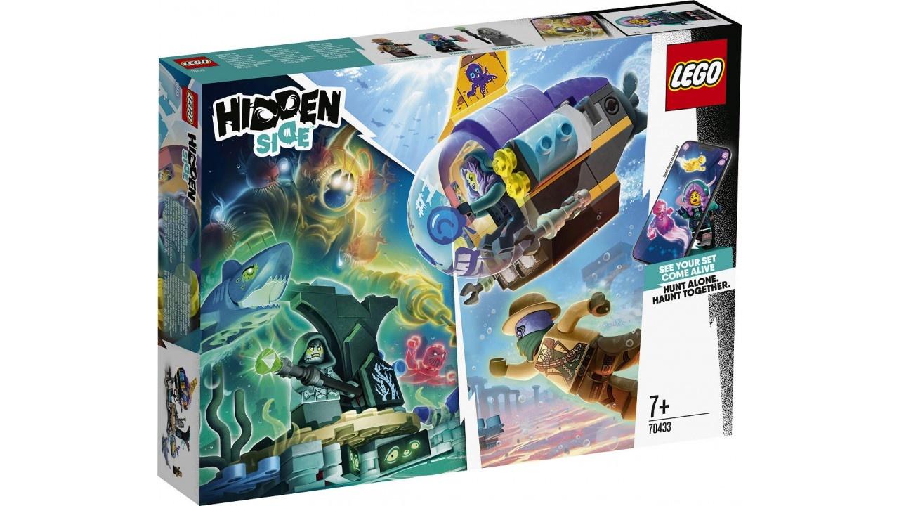 Lego LEGO Hidden Side J.B.'s duikboot