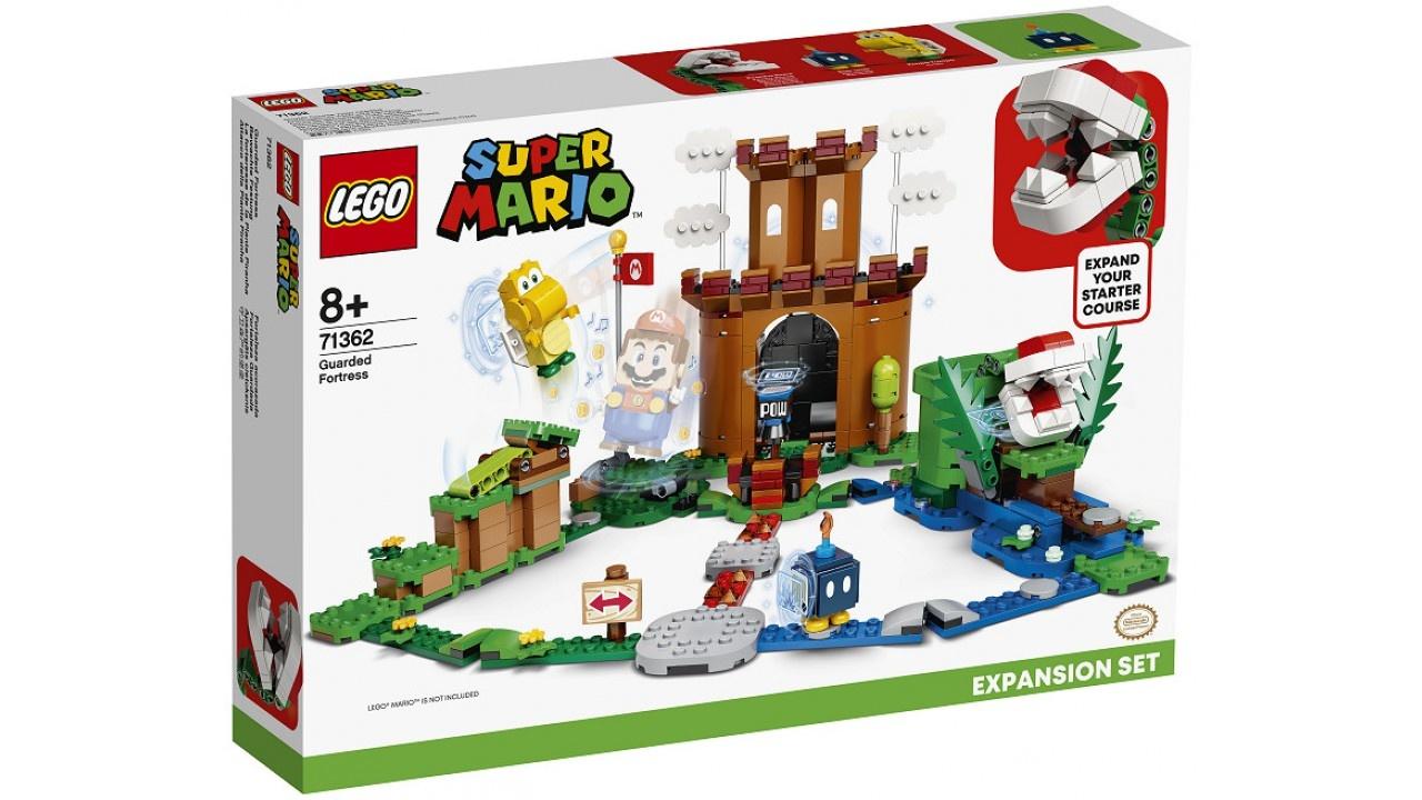 Lego LEGO Super Mario Uitbreidingsset: Bewaakte vesting