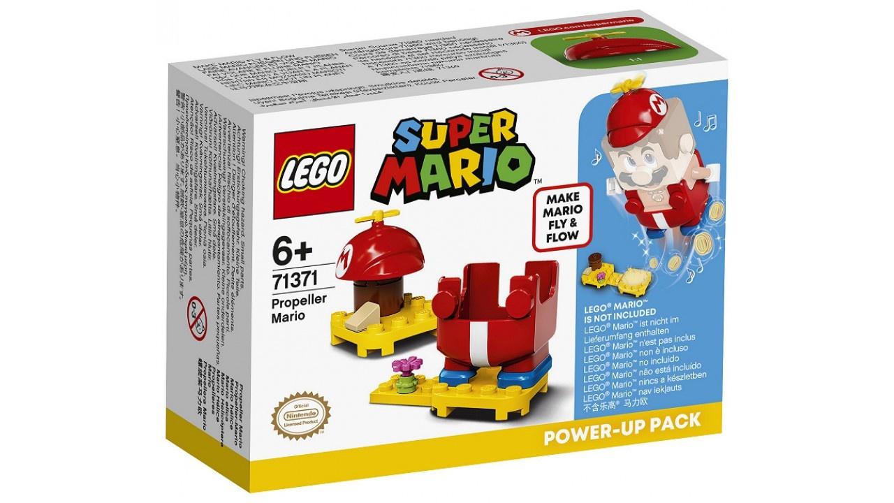 Lego LEGO Super Mario Power-uppakket: Propeller Mario