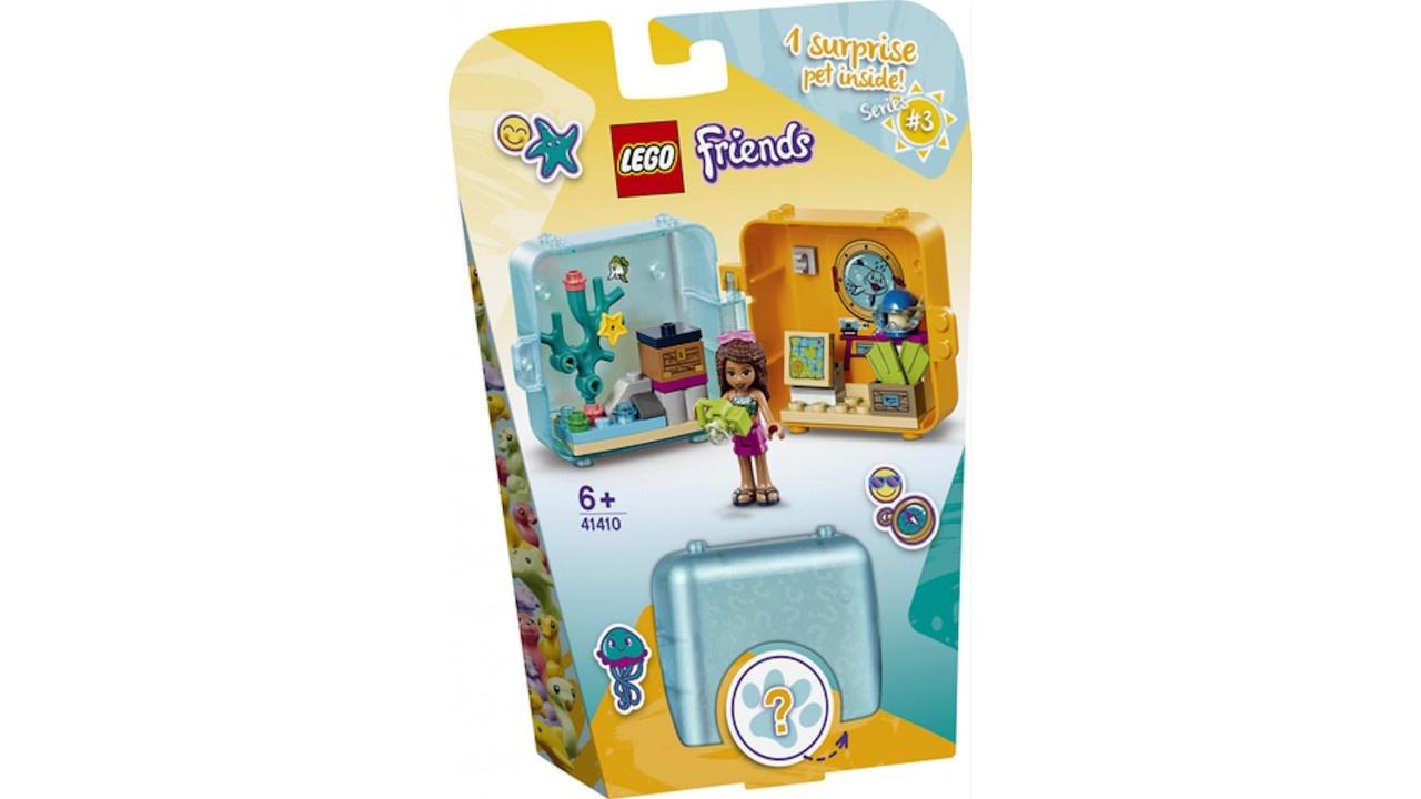Lego LEGO Friends Andrea's zomerspeelkubus