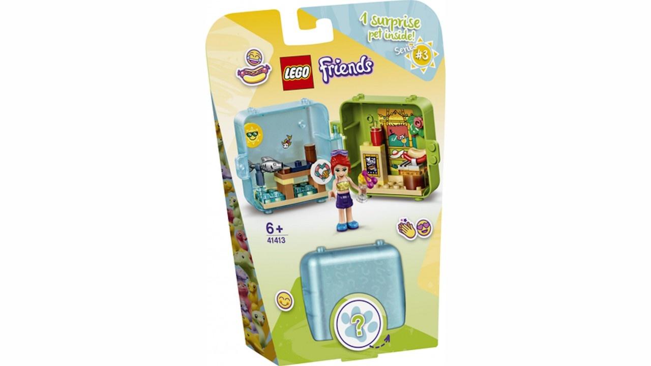 Lego LEGO Friends Mia AND apos;s zomerspeelkubus
