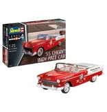 Revell Chevrolet Indy Pace Car 1955