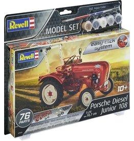 Revell Revell 67820 Porsche Junior 108 Tractor assembly kit 1:24