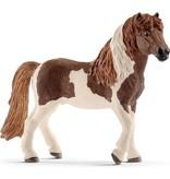 Schleich Ijslandse pony hengst