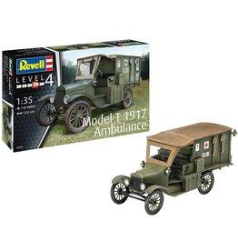 Revell Model T 1917 Ambulance