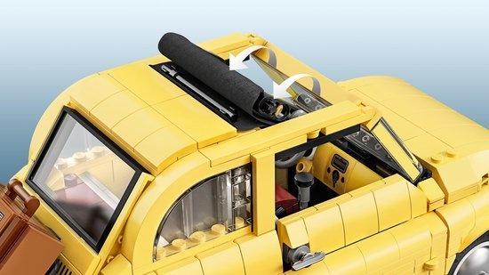 Lego LEGO Creator Expert Fiat Nuovo 500 - 10271
