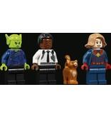 Lego LEGO Captain Marvel de aanval van de Skrulls - 76127