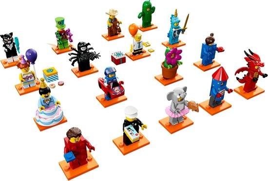 Lego LEGO Minifigures Serie 18 - 71021