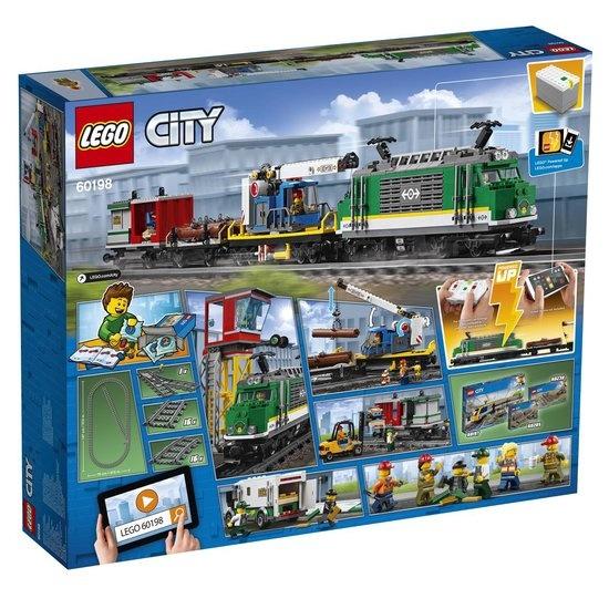 Lego LEGO City Treinen Vrachttrein - 60198