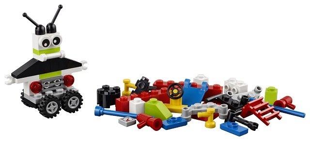 Lego Lego creator robot voertuig