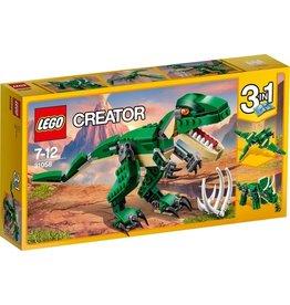 Lego LEGO Creator Machtige Dinosaurussen - 31058