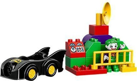 Lego LEGO DUPLO The Joker Uitdaging - 10544