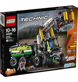 Lego LEGO Technic Bosbouwmachine - 42080