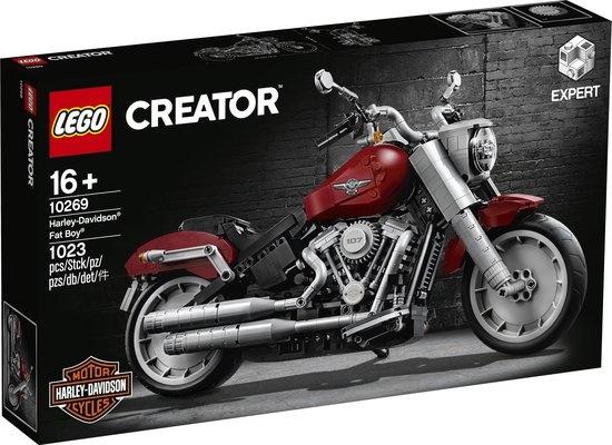 Lego LEGO Creator Expert Harley-Davidson Fat Boy - 10269