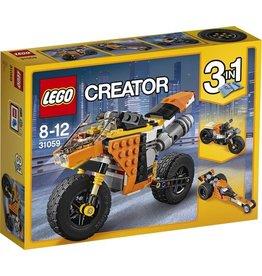 Lego LEGO Creator Sunset Straatmotor - 31059