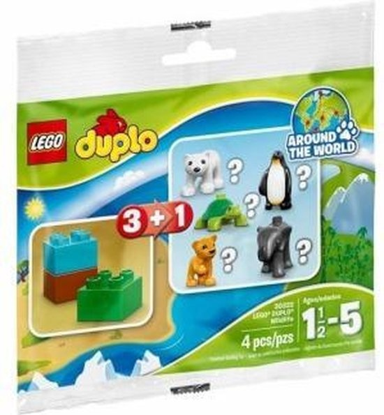 Lego Lego duplo wild life - 30322