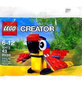 Lego Lego creator papegaai - 30472