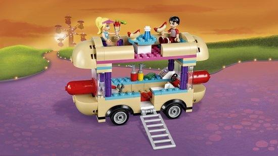 Lego LEGO Friends Pretpark Hotdog-wagen - 41129