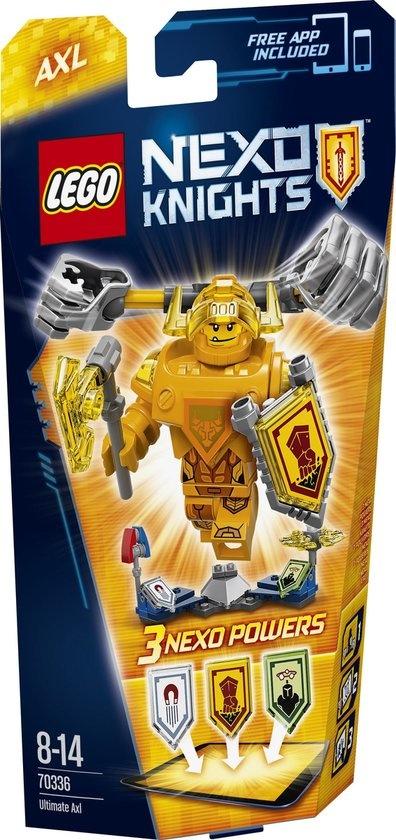 Lego LEGO NEXO KNIGHTS Ultimate Axl - 70336