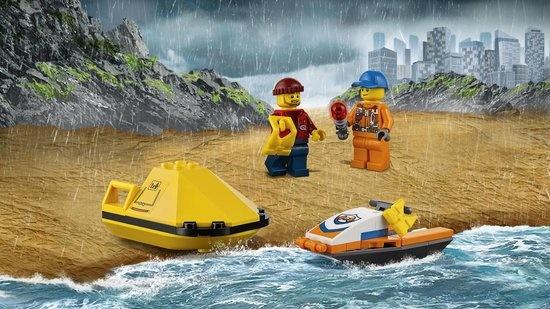 Lego LEGO City Reddingswatervliegtuig - 60164