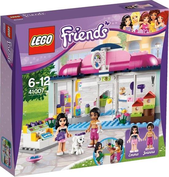 Lego LEGO Friends Heartlake Dierensalon - 41007