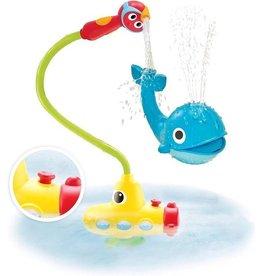 yoo Submarine spray whale