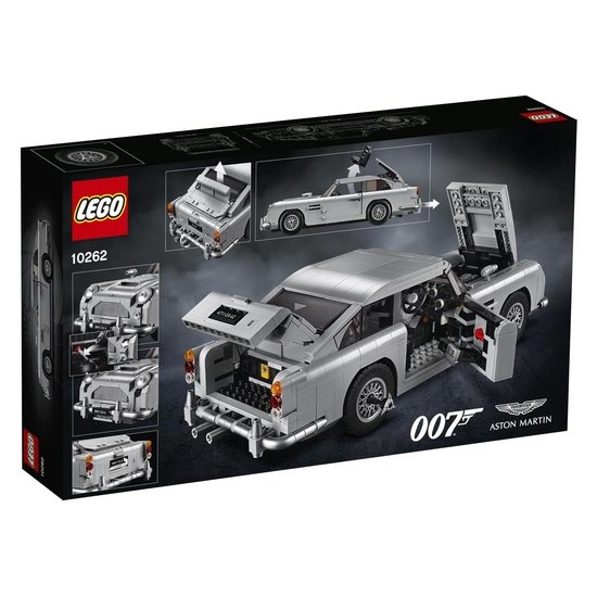 Lego LEGO Creator James Bond Aston Martin DB5 - 10262