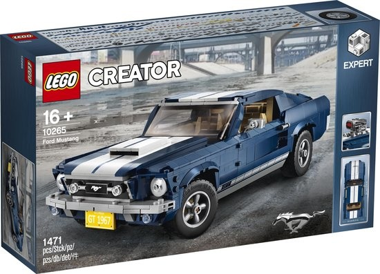 Lego LEGO Creator Expert Ford Mustang - 10265