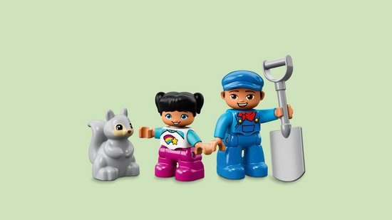 Lego LEGO DUPLO Stoomtrein - 10874