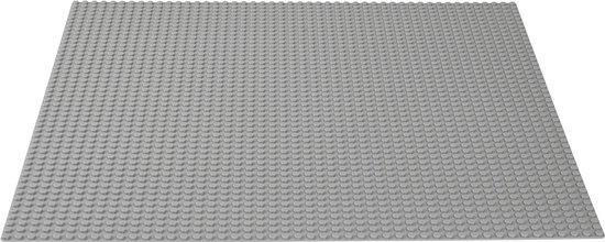 Lego LEGO Classic Grijze Bouwplaat - 10701