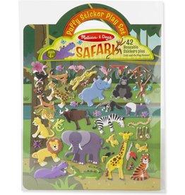 Melissa & Doug Melissa & Doug Herbruikbare stickers - Safari