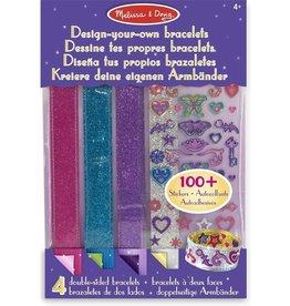 Melissa & Doug Melissa & Doug - Design-Your-Own Bracelets