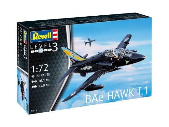 Revell BAe Hawk T.1