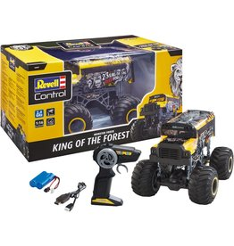 Revell Monster truck king of the fore