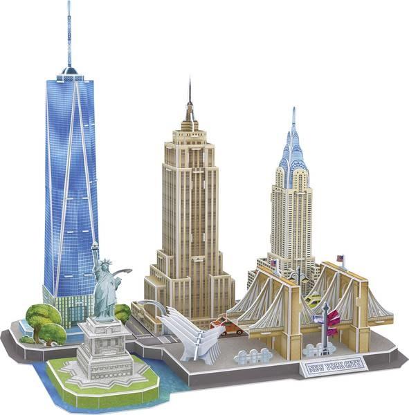 Revell Revell 3D-Puzzle New York Skyline 00142