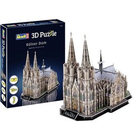 Revell Revell 3D-Puzzle Kölner Dom 00203