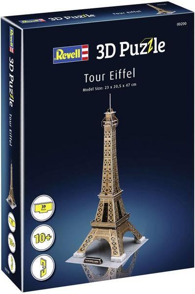 Revell Revell 3D-Puzzle Eiffelturm 00200