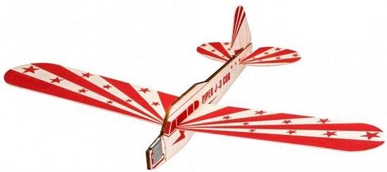 Revell Revell Balsabirds Eagle Jet Hout Rood 29 Cm