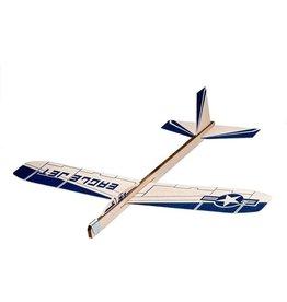 Revell Revell Balsabirds Eagle Jet Hout Blauw 29 Cm