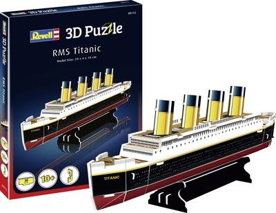 Revell Revell 3D-Puzzle RMS Titanic 00112