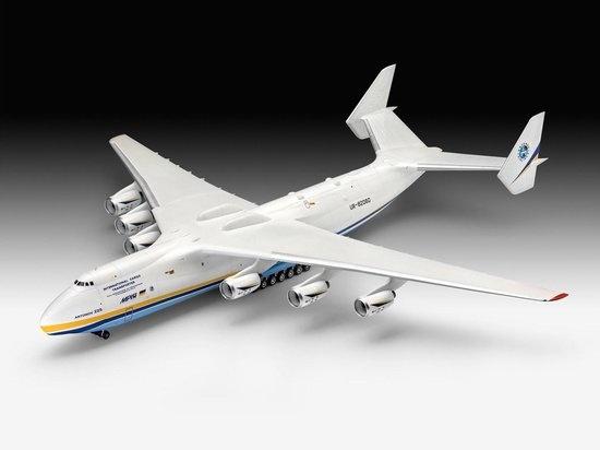 Revell Revell Antonov AN-225 Mrija 1:144 Montagekit Vliegtuig met vaste vleugels